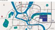富盈公馆三期交通图