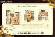 陆丰碧桂园5室2厅4卫254平方米户型图
