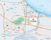 鑫远・太湖健康城交通图