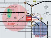 北大资源梦想城梦想天街组团交通图