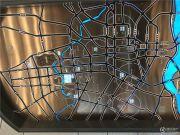大都会・公元交通图