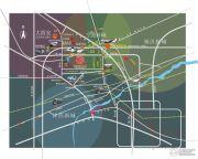 中国西部国际商贸城交通图