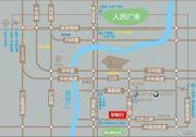 星街口交通图