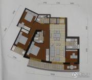 三迪国际公馆4室2厅2卫146平方米户型图