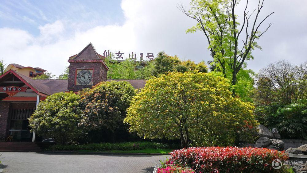 仙女山1号实景图