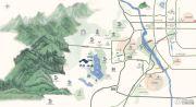 中粮西海交通图
