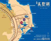 佳龙美墅湖阳光绿景交通图