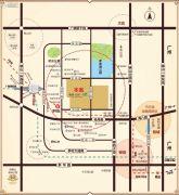 奥园公园一号交通图