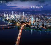新城湾语城规划图