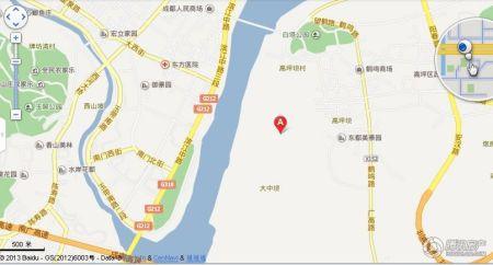 恒河嘉陵江东岸