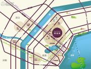 保利城SOHO中心交通图