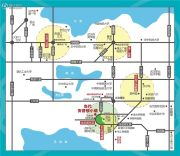 当代安普顿小镇商铺交通图