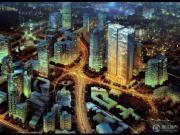天津富力中心规划图