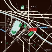 福晟公元美墅交通图