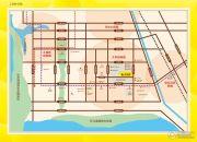 天佑城规划图