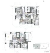 星汇御府8室3厅5卫588平方米户型图