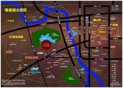 恒大・山湖郡交通图