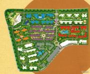 碧园・大城小院规划图