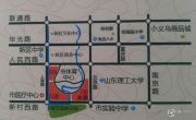 创业・齐悦花园交通图