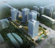华城科技广场效果图