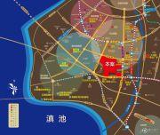 滇池名门交通图