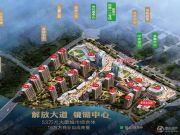佳源广场规划图