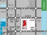 尚东康城交通图