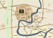 中庚阅玺交通图