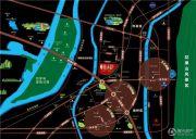 恒大・林溪郡交通图