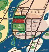 路桥锦绣中央交通图