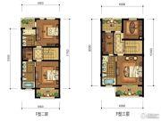 华升南山郡4室2厅4卫287平方米户型图