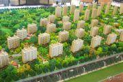 滨海宝龙城沙盘图