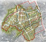 大理王宫别院规划图