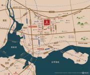旭辉舫山101交通图