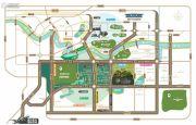 万科公园里交通图