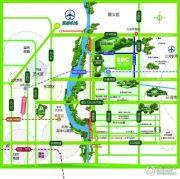 EBC潮白・生态城交通图