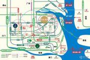 美的悦府交通图