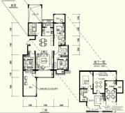富立秦皇半岛3室2厅2卫146平方米户型图