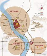 新华联铜官窑古镇交通图
