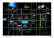和昌・光谷未来城交通图