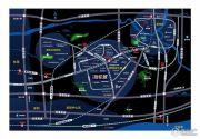 海伦城交通图