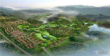 上邦高尔夫国际社区