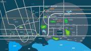 恒大依山海湾交通图