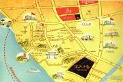 中南山语墅交通图