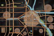 合景中心交通图