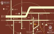 薇乐花园交通图