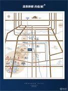 温泉新都孔雀城英国宫交通图