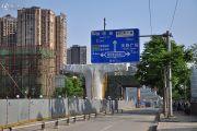 鲁能城外景图