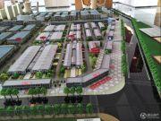 东方金谷产业城沙盘图