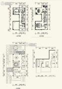 大理银海山水间4室2厅3卫341平方米户型图